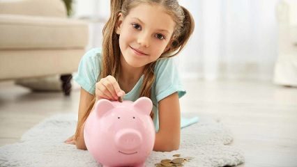 9 ways to help your child or grandchild develop a healthy relationship with money