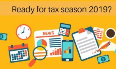 2019 Tax Season for individuals